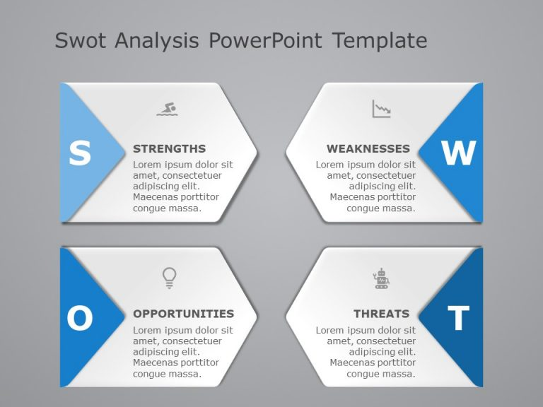 SWOT Analysis PowerPoint Template 31