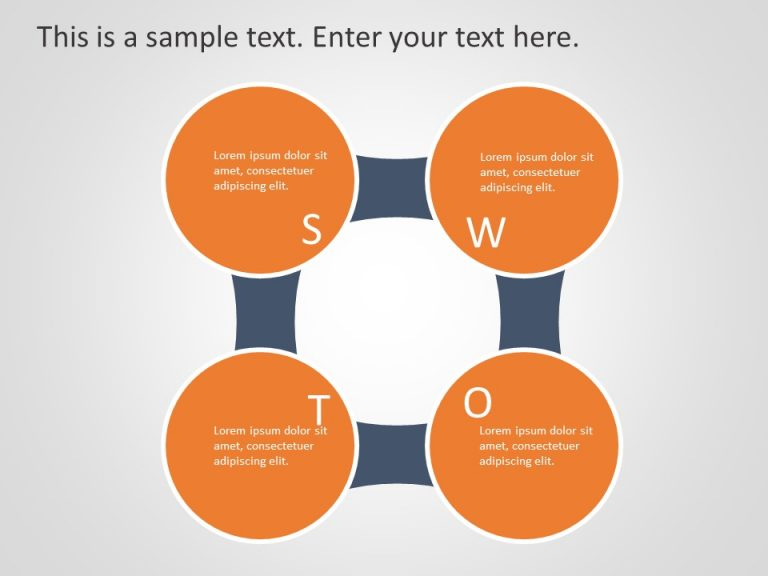 SWOT Analysis PowerPoint Template 34