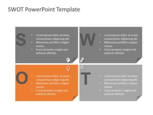 SWOT Analysis PowerPoint Template 35