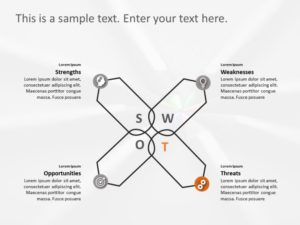 SWOT Analysis PowerPoint Template 36