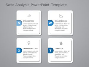 SWOT Analysis PowerPoint Template 38