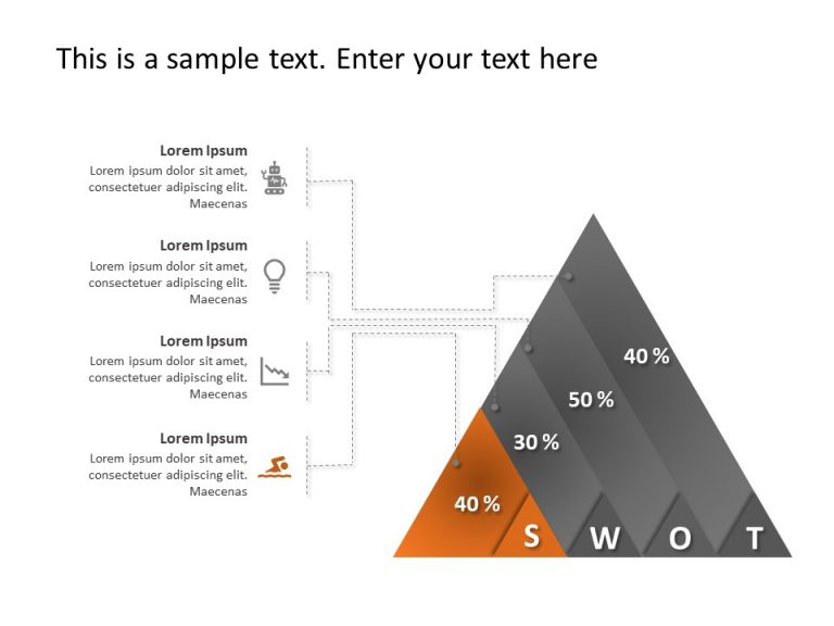 SWOT Analysis PowerPoint Template 47