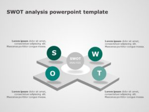 SWOT Analysis PowerPoint Template 7