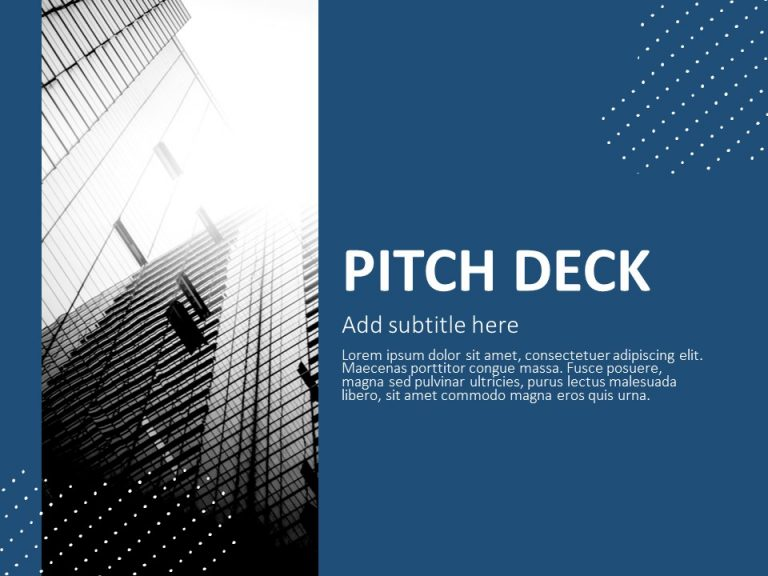 Startup Pitch Deck 3
