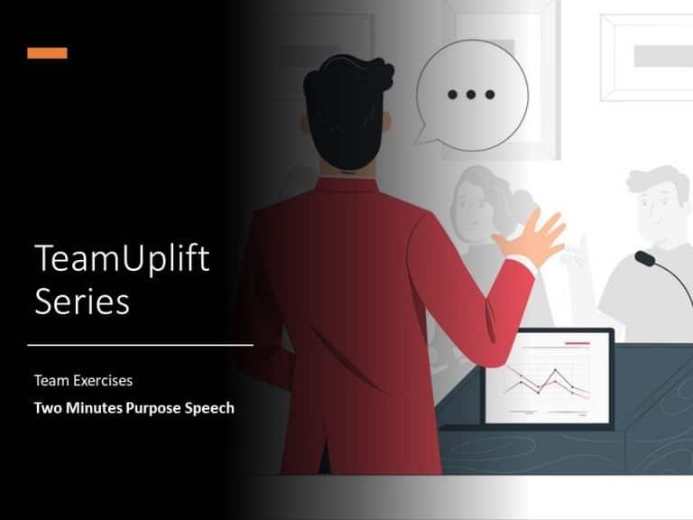 Team UpLift Vision & Purpose Exercise
