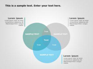 Venn Diagram PowerPoint 7
