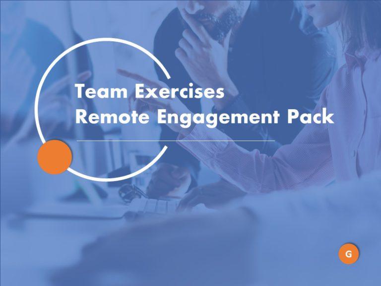 Virtual Team Building Exercises