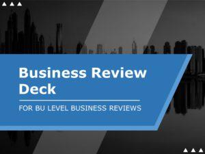 Business Review Presentation 01