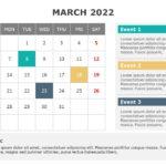 2022 PowerPoint Calendar Template 07