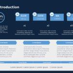 Dark Professional PowerPoint Theme & Background