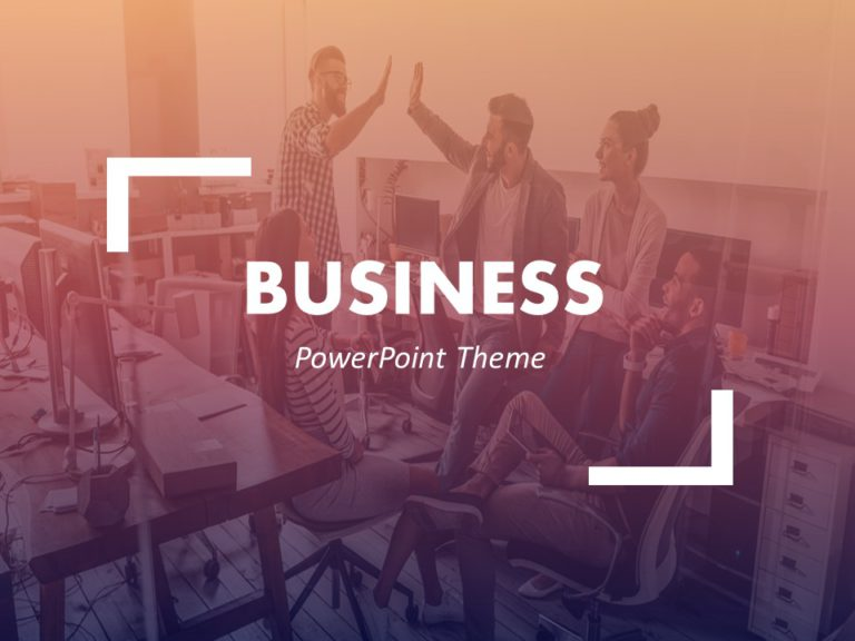 Business PowerPoint Theme