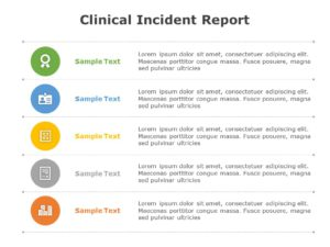 Clinical Incident Report 03
