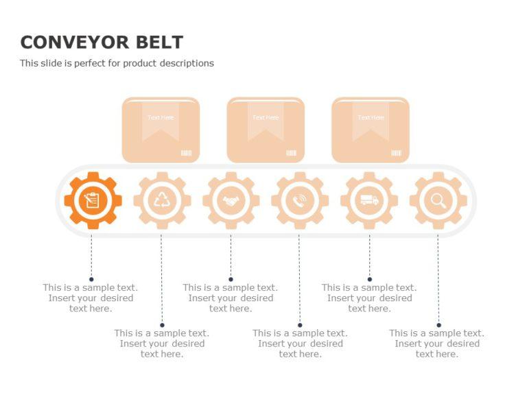 Conveyor Belt Process Flow 03