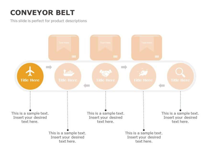 Conveyor Belt Process Flow 04