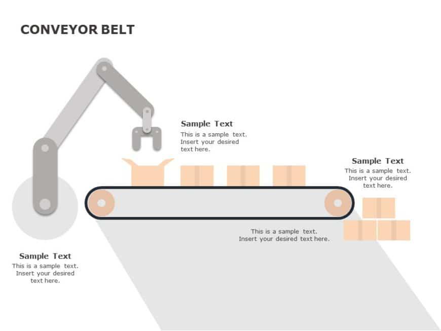 Conveyor Belt Process Flow 05