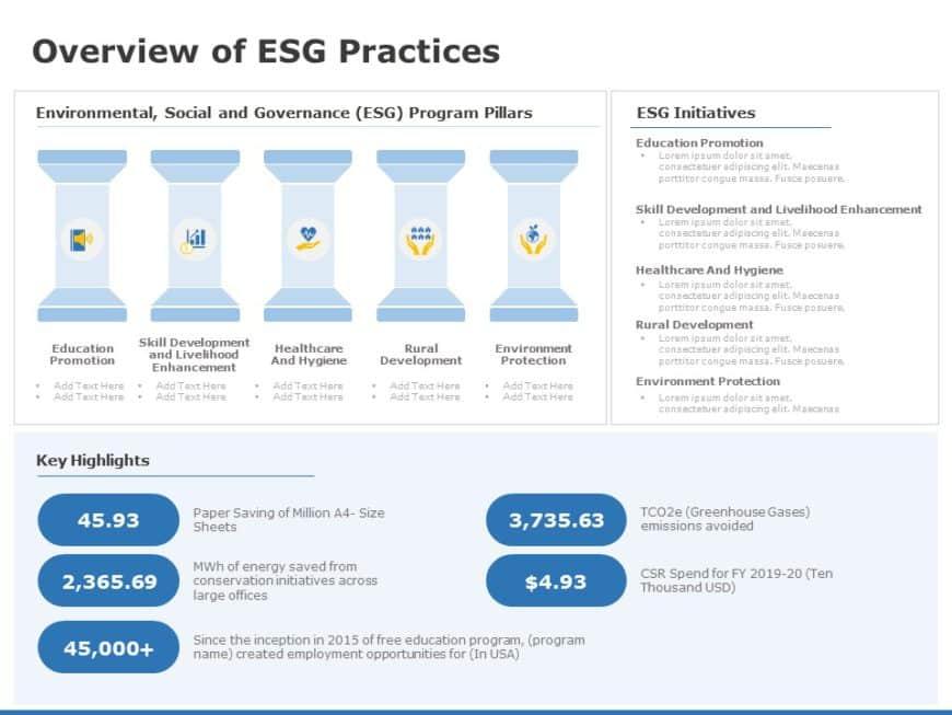 Environment Social Governance 03