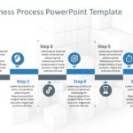 Animated Business Process PowerPoint Template 6